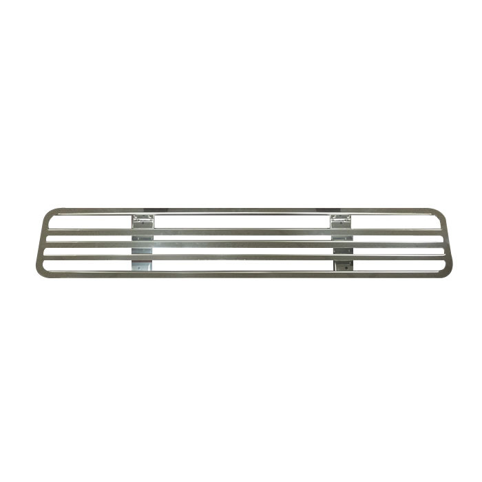 Freightliner Coronado Stainless Steel Bumper Grill Insert