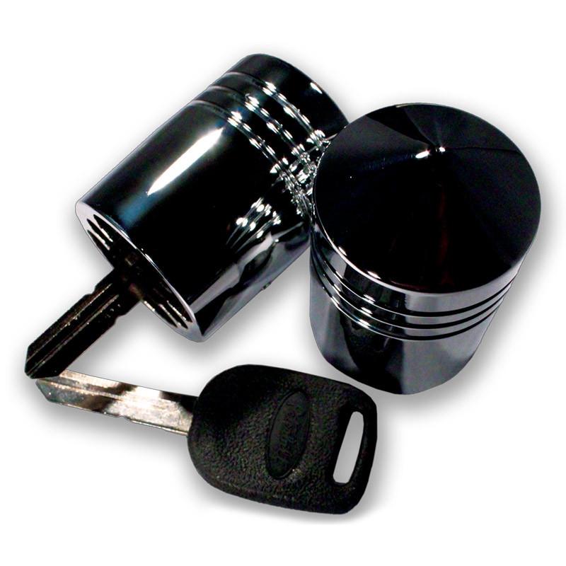 Chrome Aluminum Key Cover For Kenworth And Peterbilt Keys