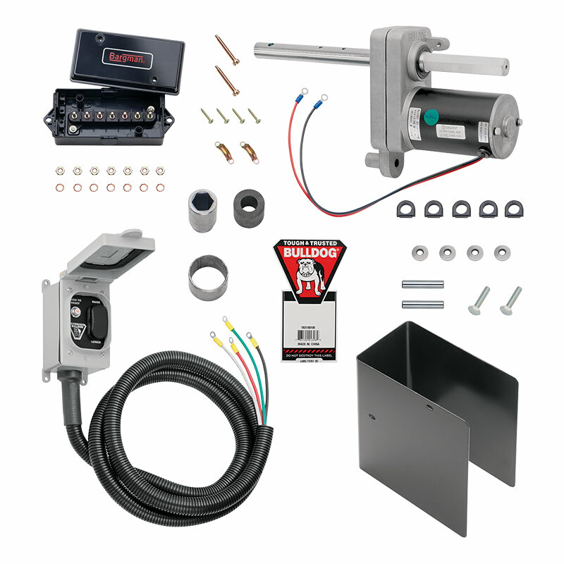 Bulldog Electric Powered Jack Kit 12K 1824200100