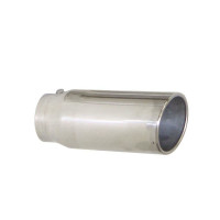 "Pypes 12"" Long Stainless Steel Monster Exhaust Tip"
