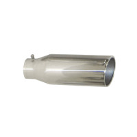 "Pypes 18"" Long Stainless Steel Monster Exhaust Tip"