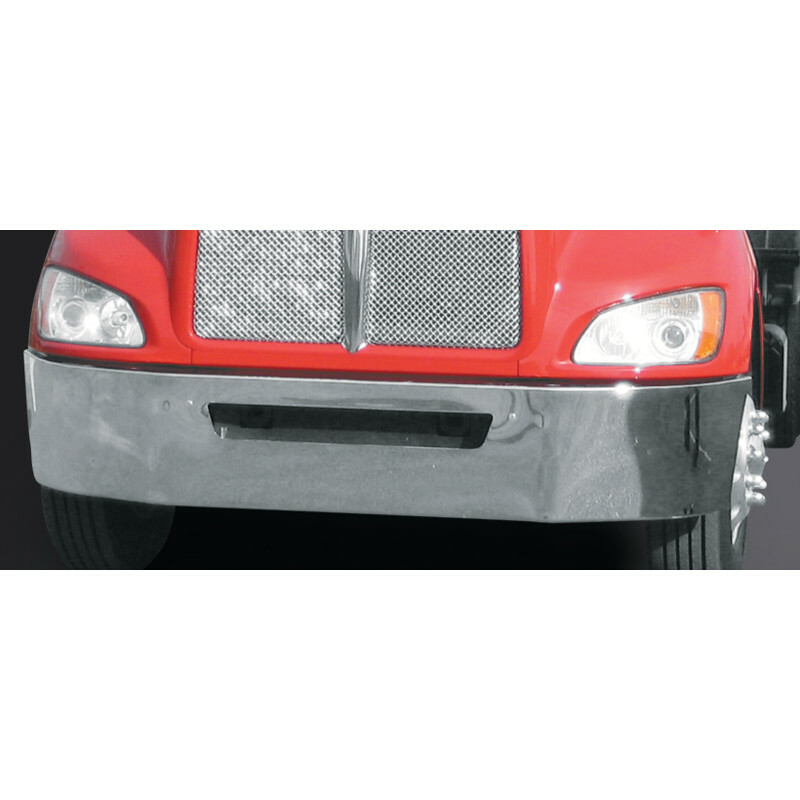 Valley Chrome Bumpers : Kenworth t quot chrome bumper by valley