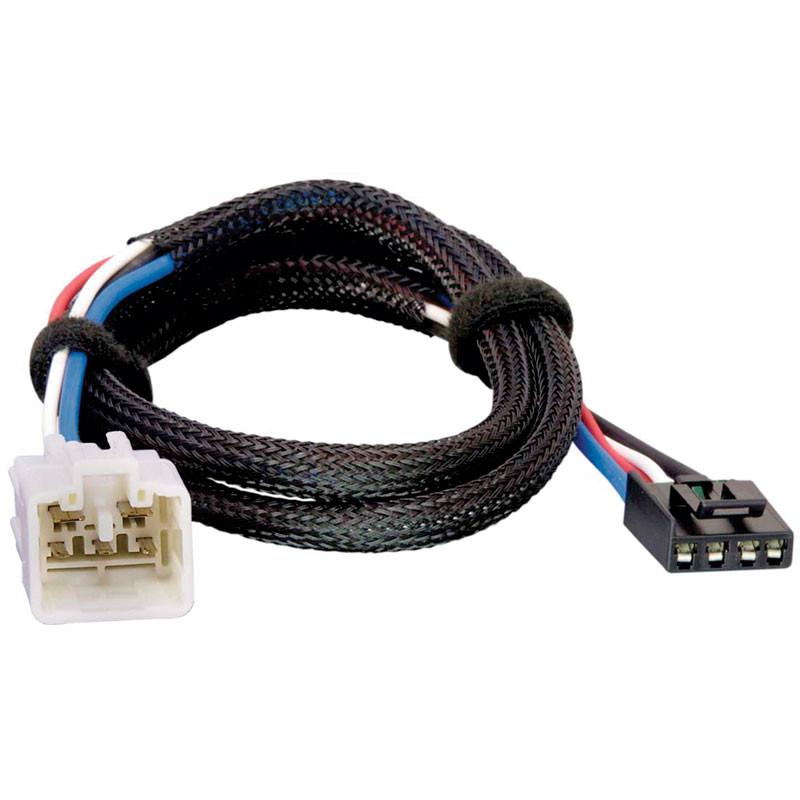 tekonsha 2 plug brake control wiring adapter toyota 3040 p raney s rh raneystruckparts com brake control wiring adapter 2016 ram 1500 brake control wiring adapter 2016 ram 1500