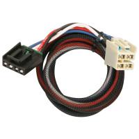 Tekonsha 2 Plug Brake Control Wiring Adapter GM 3016-P