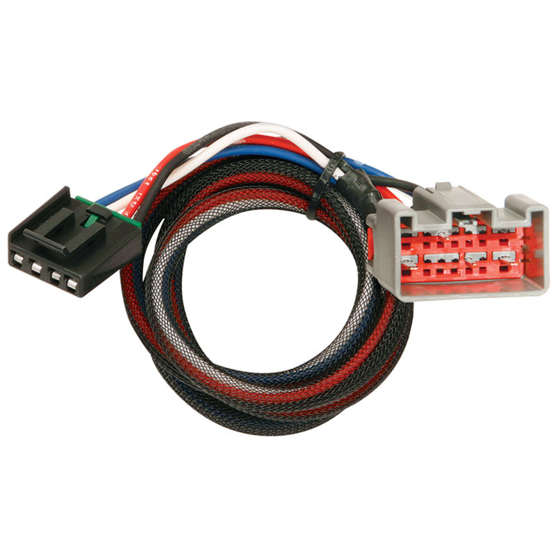 Tekonsha 2 Plug Brake Control Wiring Adapter Ford 3036-P