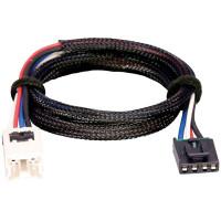 Tekonsha 2 Plug Brake Control Wiring Adapter Nissan 3050-P