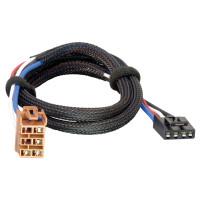 Tekonsha 2 Plug Brake Control Wiring Adapter GM 3025-P