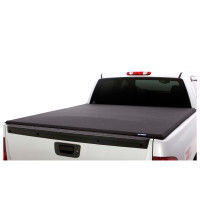 Chevrolet Silverado GMC Sierra 1500 2500 3500 Premium Genesis Elite Roll Up Tonneau Cover Closed