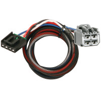 Tekonsha 2 Plug Brake Control Wiring Adapter Dodge & Jeep 3045-P