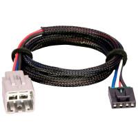 Tekonsha 2 Plug Brake Control Wiring Adapter Ford 3065-P