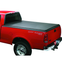 Chevrolet Silverado GMC Sierra 1500 2500 3500 Genesis Snap Tonneau Cover Closed
