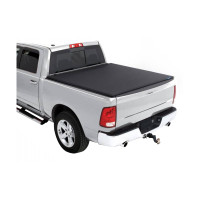 Dodge Ram 1500 2500 3500 Genesis Roll Up Tonneau Cover Closed