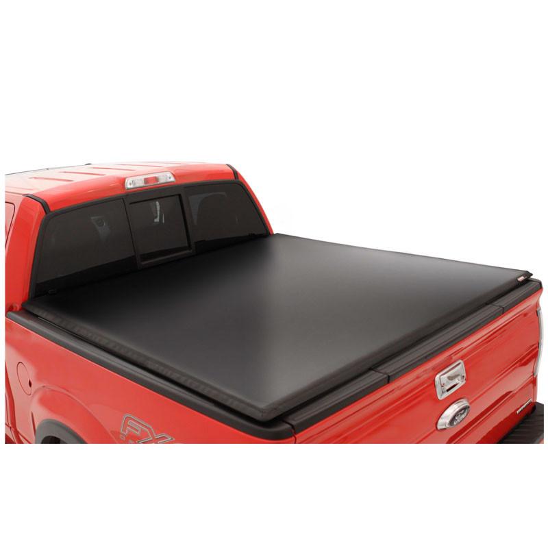 Ford F250 F350 F450 F550 Premium Genesis Elite Roll Up Tonneau Cover