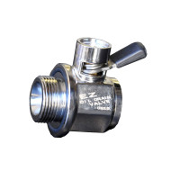 Caterpillar Engine EZ Oil Drain Valve