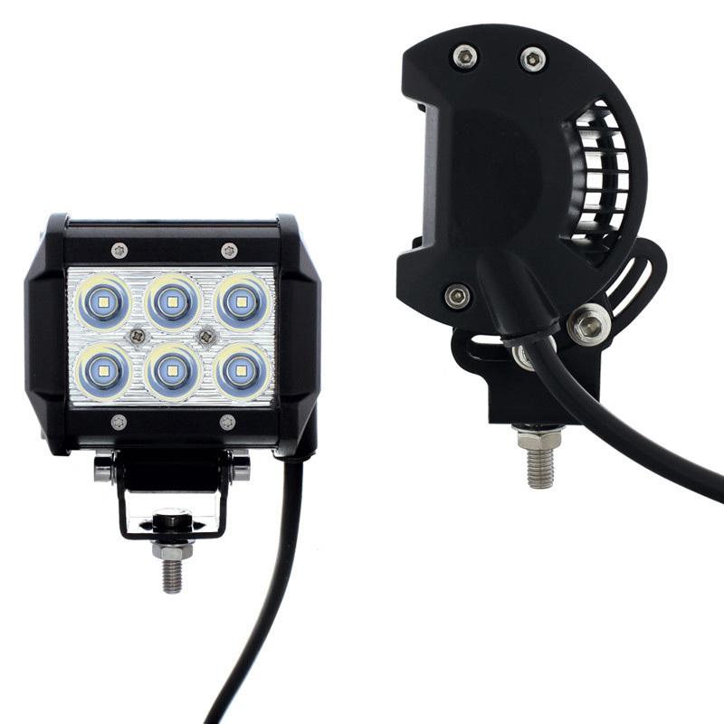 6 High Power LED Driving/Work Light