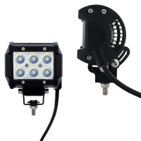 6 High Power LED Driving/Work Light