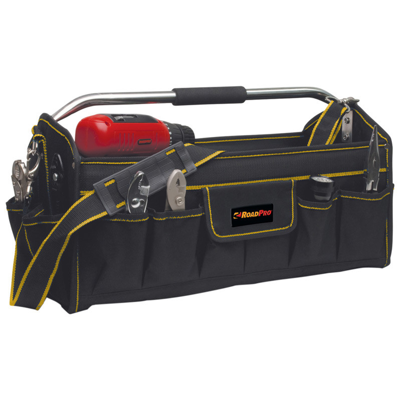 Collapsible Tool And Carrier Bag