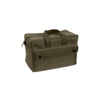 """G.I. Type Mechanics 11"""" Tool Bag Olive Drab"""