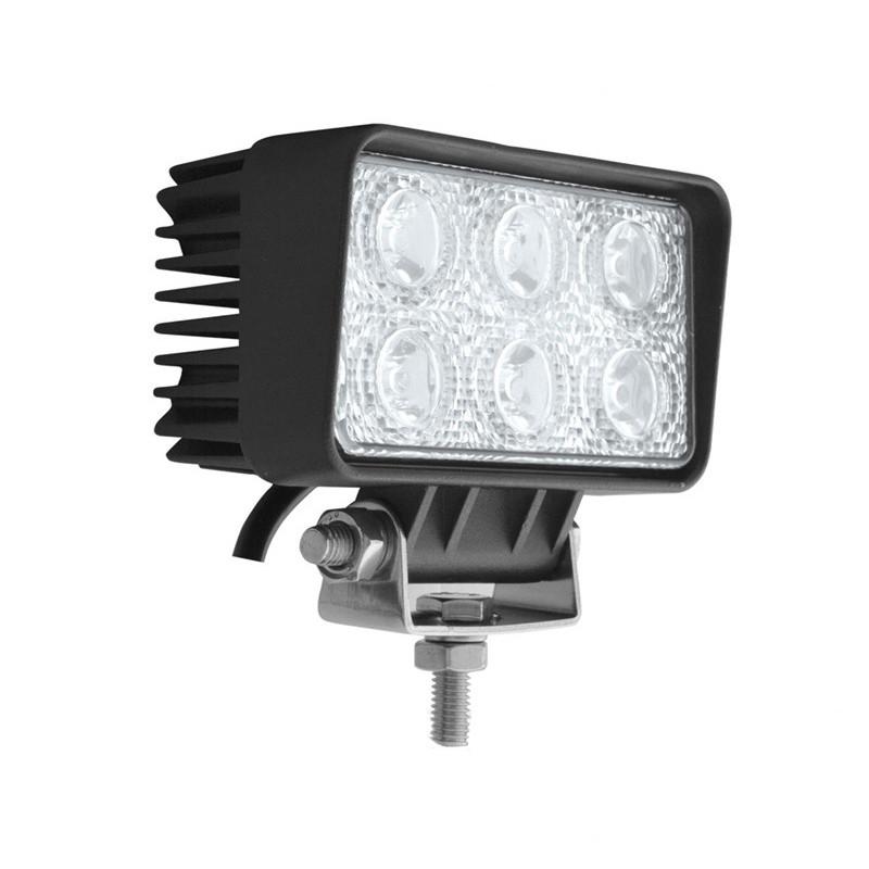 Mini Rectangular LED Work Lamp