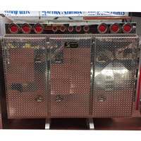 Upper Light Bar For 3 Door Sturdy-Lite Headache Rack On Rack
