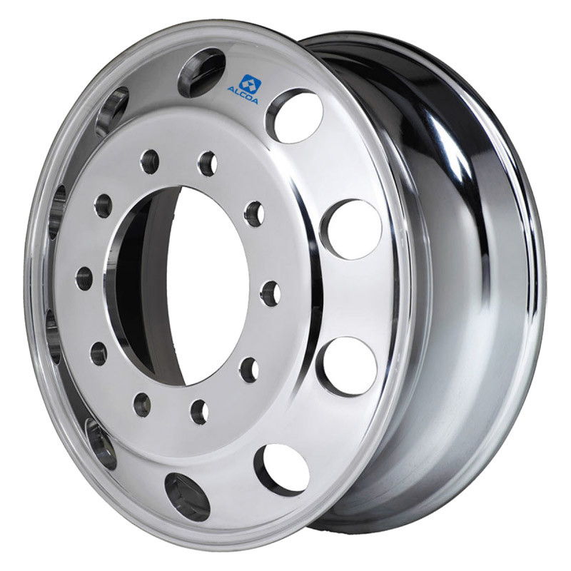 "22.5"" Alcoa Aluminum Wheel Hub Piloted"