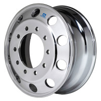 "24.5"" Alcoa Aluminum Wheels Hub Piloted"