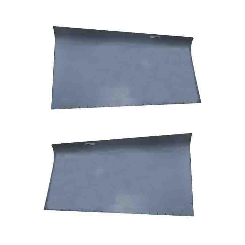 Peterbilt 379 Aluminum Short Hood Top Panel 13-04332L 13-04332R Both Sides