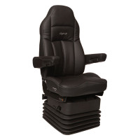 Legacy HD DuraLeather Highback Truck Seat