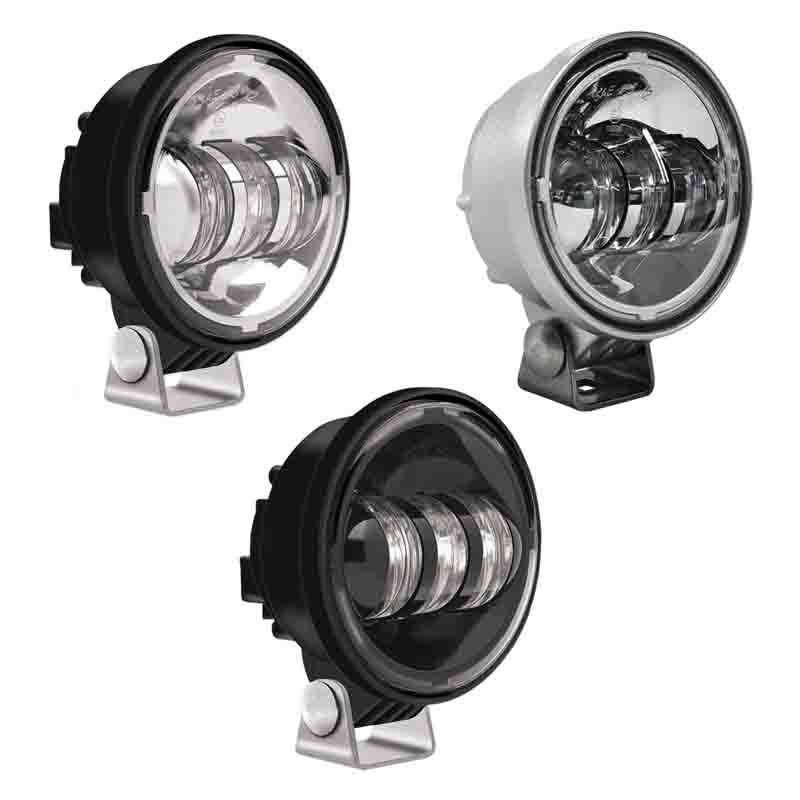 """JW Speaker 4"""" Round LED Fog Light Model 6150"""