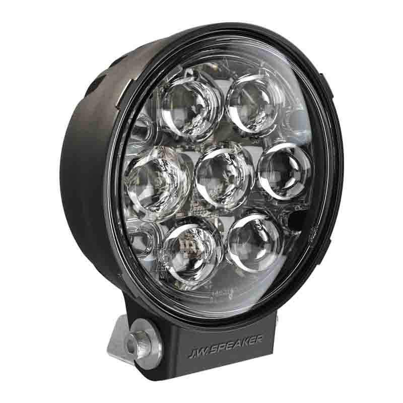 "JW Speaker 6"" Round LED Auxiliary Light Model TS3001R"