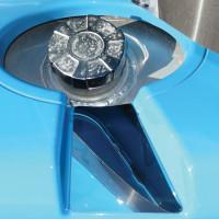 International ProStar Fuel Fill Fairing Trims