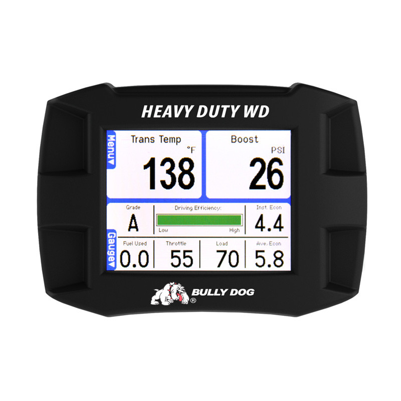 Bully Dog Heavy Duty Watchdog Engine Monitor