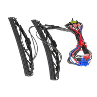 Sterling Heated Windshield Wiper Kit By Everblades