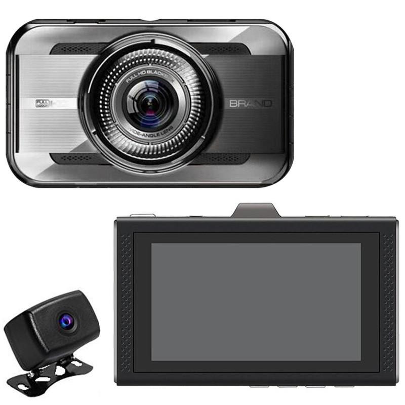 1080p Dual Prime 2nd Generation DVR Dash Cam System