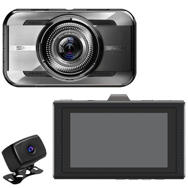1080p Dual Prime 2nd Generation DVR Dash Cam System