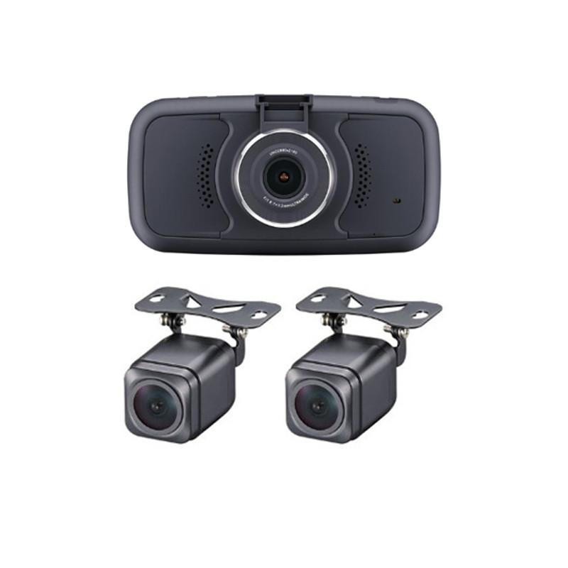 EagleEye Triple Dash Cam System - 3 Cameras