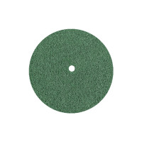 "Renegade 9"" Green Course Cutting Buff And Blend Sanding Disc 2 Ply"
