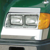 Freightliner FLD 112/120 Front Fender Guards With Sides