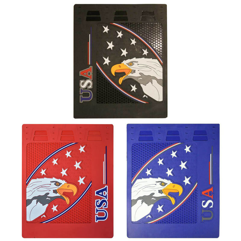 "24"" x 30"" USA Eagle And Stars Mud Flaps"