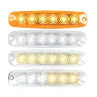 "5 1/8"" Ultra Thin LED Strobe Light"