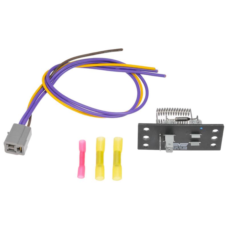 international blower motor resistor kit with harness 1696836c1 - raney's  truck parts  raneys truck parts