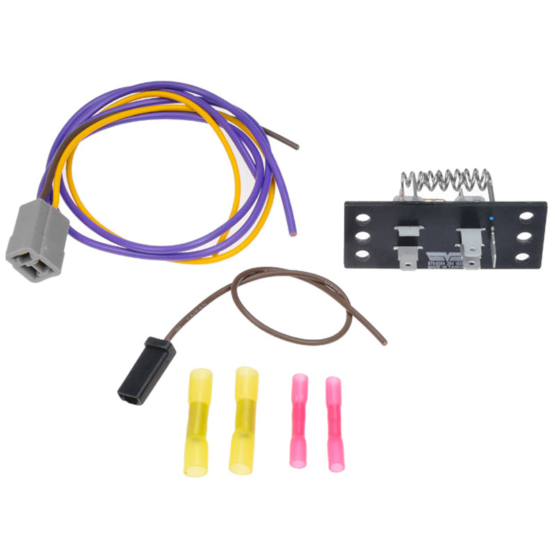 International Truck Blower Resistor Wiring Harness | Wiring