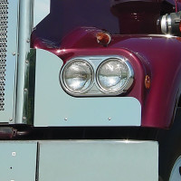 Kenworth W900A Fender Guards By Roadworks