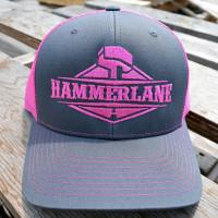 Snapback Neon Pink Hammerlane Trucker Hat