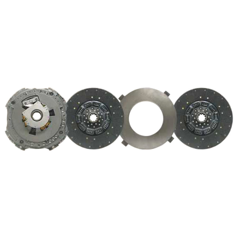 "15.5"" x 2"" Heavy Duty Clutch Kit DAN108391-78"