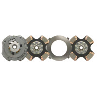 "15.5"" x 2"" Heavy Duty Clutch Kit DAN108391-81"