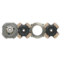 "15.5"" x 2"" Heavy Duty Clutch Kit DAN108391-74B"