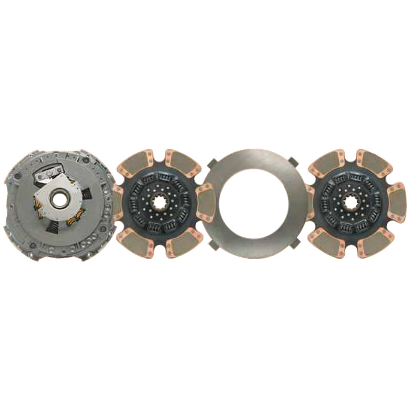"15.5"" x 2"" Heavy Duty Clutch Kit DAN108391-93"