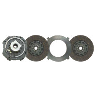"15.5"" x 2"" Standard Angled Heavy Duty Clutch Kit DAN107091-78"