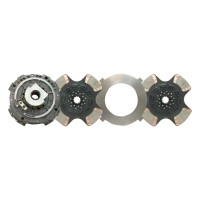 "15.5"" x 2"" Standard Angled Heavy Duty Clutch Kit DAN107091-74"